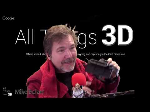 "All Things 3D ""3D in Review"" for 3/10 - 3/17, 2017 ""Soggy Cardboard"""