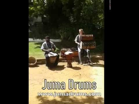 Juma Drums Performance Pinotage On Tap 10 October 2015