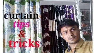 (Hindi) Curtain tips and tricks
