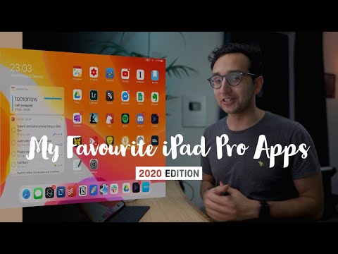 My Favourite IPad Pro Apps (2020)