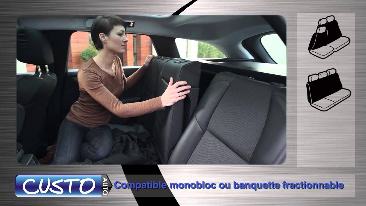 housse de si ges auto custo auto youtube