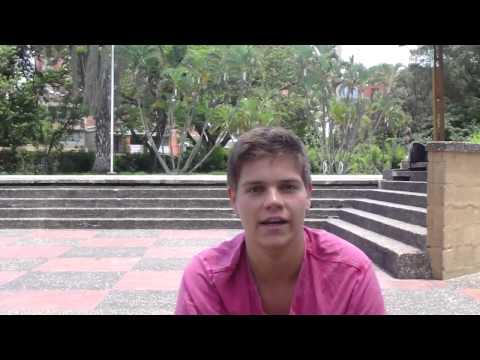 Internship in Latin America - FIFA Testimonial. Dominik's Experience