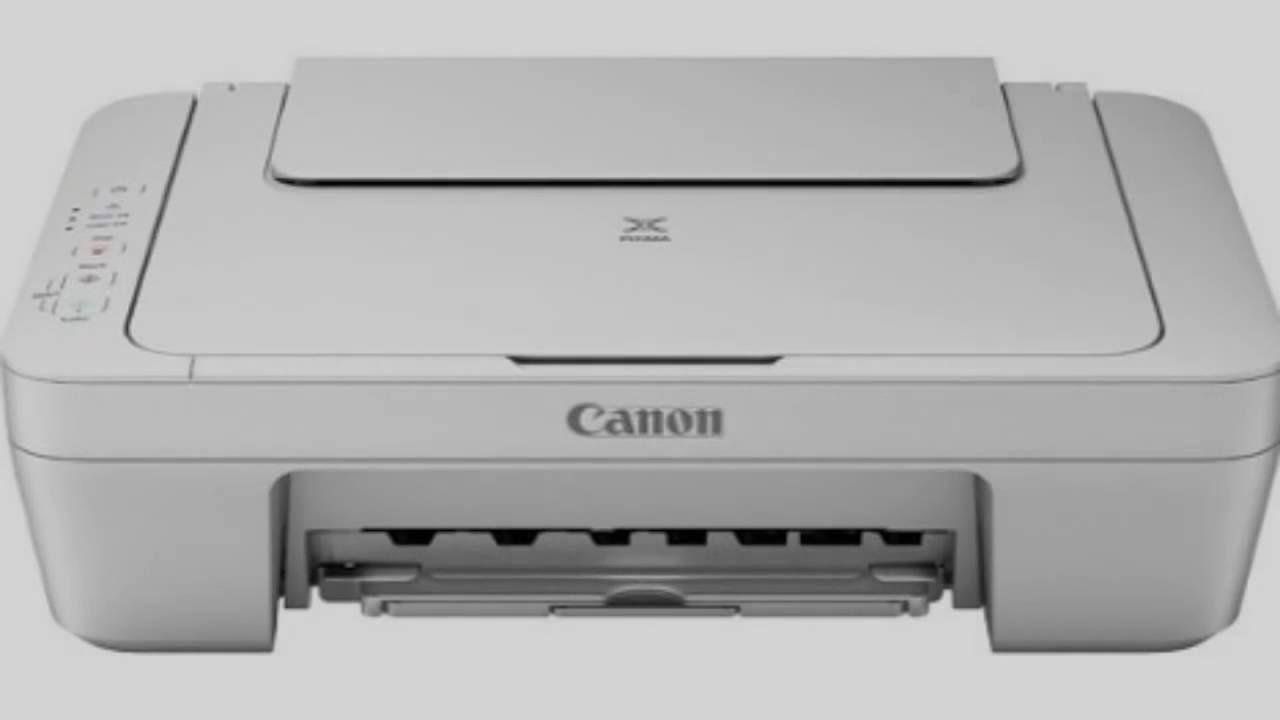 driver de instalao da impressora canon mp190