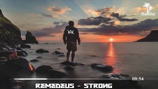 Alan Walker Style | Strong (New Song 2019)