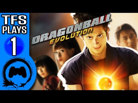 Dragonball EVOLUTION Part 1 – TFS Plays – TFS Gaming