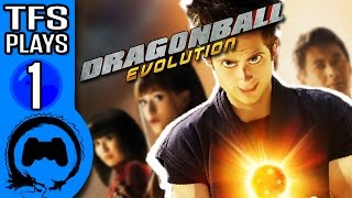 Dragonball EVOLUTION Part 1 - TFS Plays - TFS Gaming