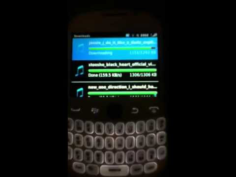 How To Download Music On Your Blackberry