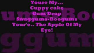 The Cuppy Cake Song With Lyrics