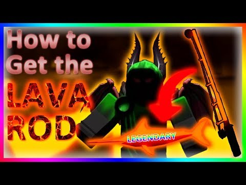 How To Beat The Lava Obby In Fishing Simualtor Roblox Get