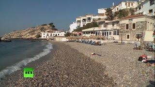 Кризис не ослабил интерес туристов к Греции(Туризм — один из основных источников дохода Греции. Компания Switchfly провела исследование и выяснила, что..., 2015-08-02T09:59:47.000Z)