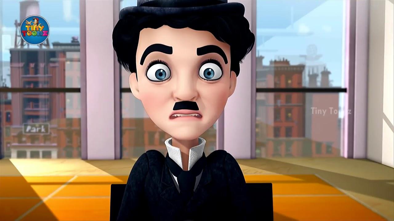 Charlie Chaplin ᴴᴰ Tập Mega [6] – [Phim hoạt hình hài kịch mới nhất dành cho trẻ em]