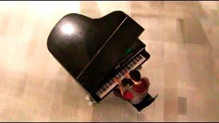 SI AMANECIERA - Saratoga [Piano Cover]
