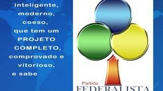 PARTIDO FEDERALISTA - Vamos tirar Brasília de nosso bolso !