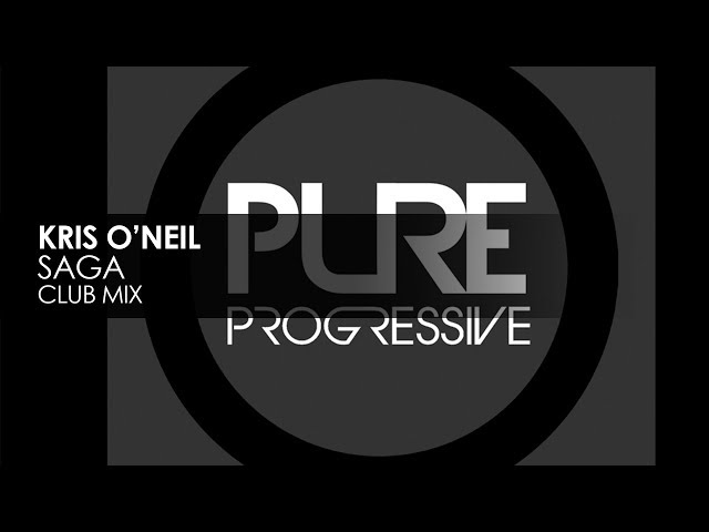 Kris O'Neil - Saga (Club Mix)