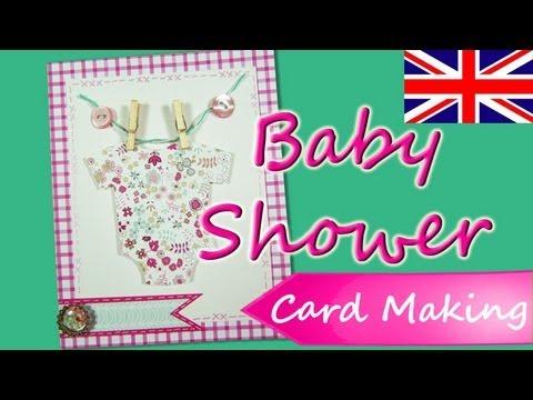 Baby Shower Invitations Baby Party Invitations Diy Scrapbook Ideas
