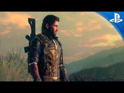 JUST CAUSE 4 - Gameplay E3 2018 con subtítulos en Castellano