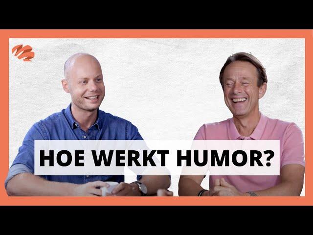 De psychologie van... humor