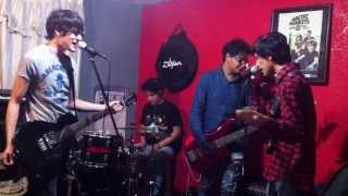 """Snap Out Of It - Arctic Monkeys Cover by """"V-Side"""""""