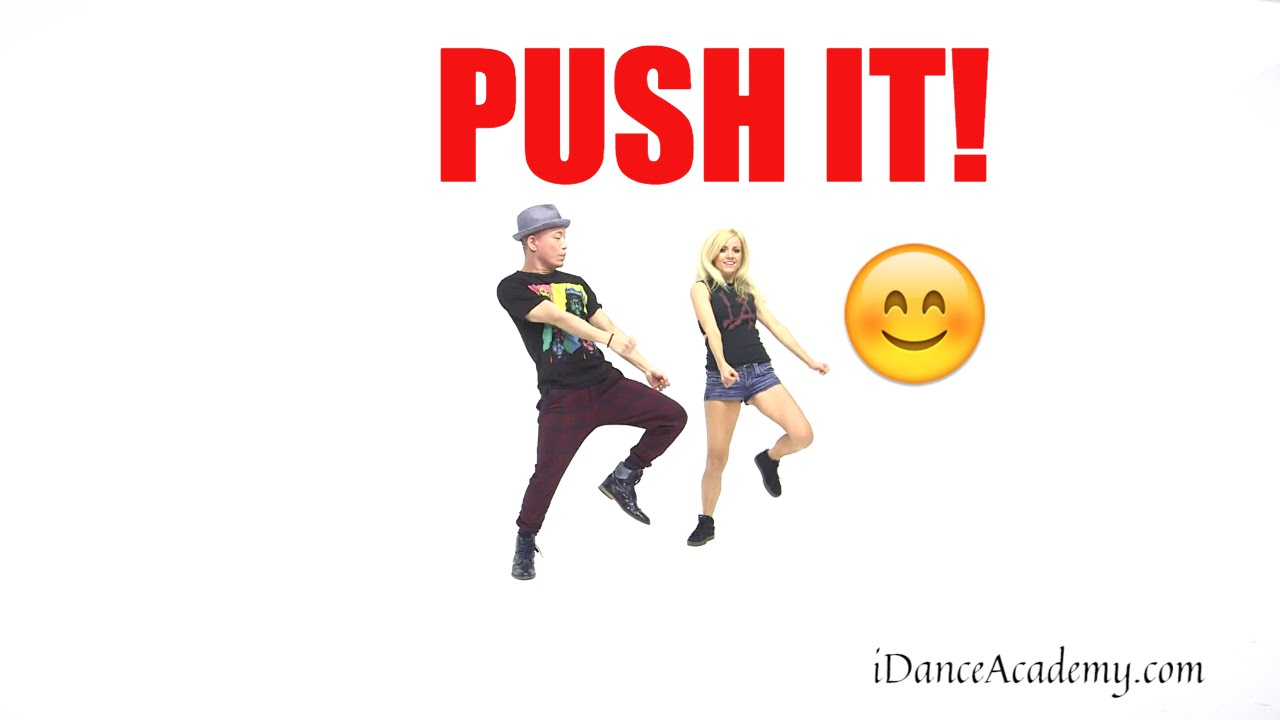Old School 90 S Dance Moves Push It Youtube