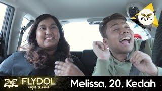 Flydol Carpool Karaoke With Flydol Melissa
