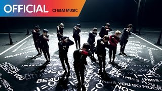 Video Wanna One (워너원) - 'Beautiful (뷰티풀)' M/V (Performance ver.) download MP3, 3GP, MP4, WEBM, AVI, FLV Maret 2018