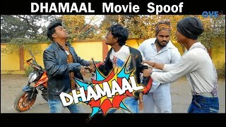 Dhamaal Movie Spoof   10 Crore Baby Scene with Sanjay Dutt   OYE TV thumbnail