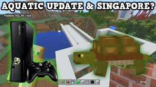Minecraft Xbox / PE - Why It's Not Called Minecraft & Update Aquatic