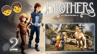 """BROTHERS: Tale of Two Sons #2 - Rozdział I - """"Pomocny Troll"""""""