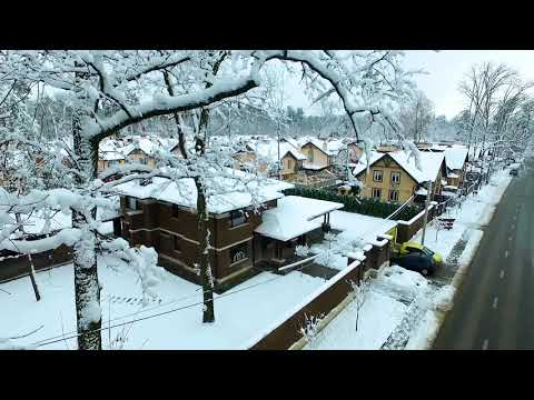 Обзор Коттеджа Discovery Home, Ирпень, ул. Киевская 73Б, Зима 2018-2019