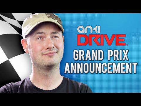 Anki DRIVE - Battle Grand Prix Announcement Video! - 동영상