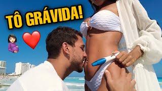TÔ GRÁVIDA!!! *não é trollagem* 😱❤️❤️