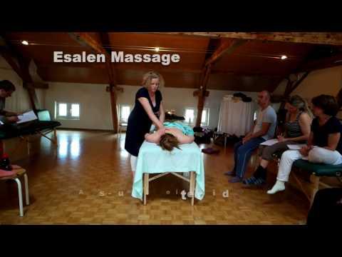 Esalen Massage in der Schweiz und Deutschland