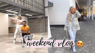 A Cosy Autumn Weekend In My Life Vlog | September/October 2019 | Elle Darby