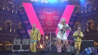 Настя Кудри — Девочка-нирвана(Супермарафон МУЗ-ТВ «22 часа в прямом эфире»)