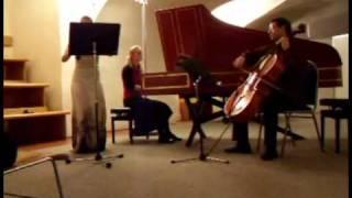 Francois Couperin (1668 - 1733) Premiere Royal Concert  2/2