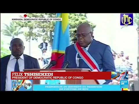 """DR Congo: """"We are honouring a reconciled Congo"""""""