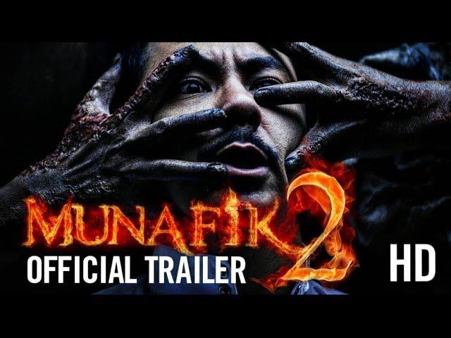 MUNAFIK 2 OFFICIAL TRAILER [HD] DIPAWAGAM 30 OGOS 2018