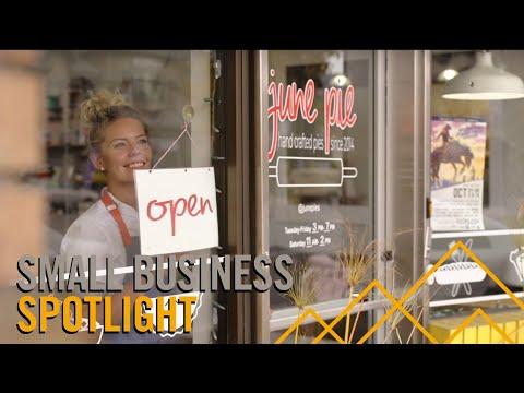 Small Business Spotlight - June Pie   Mountain America Credit Union