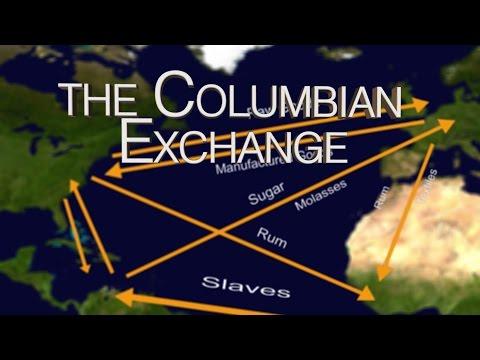 HIST 2111 07 - Columbian Exchange