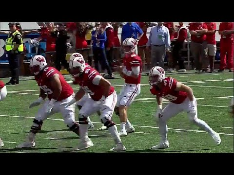 BTN Bus Tour: Wisconsin OC Joe Rudolph