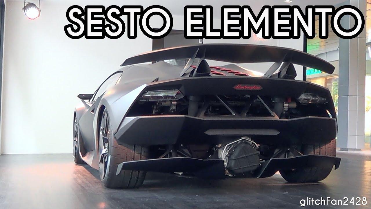 lamborghini 6th element – auto bild idee
