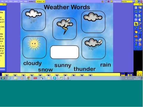Using and IWB with Early Years/Infant Learners