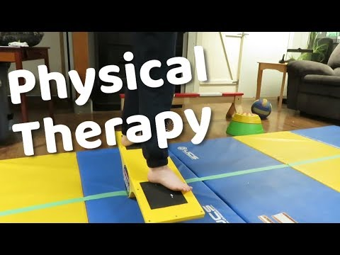 Pediatric Physical Therapy - Children with special needs autism, CP, scoliosis