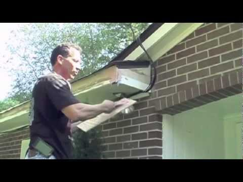Repairing Fascia Board - YouTube