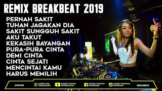 Download lagu ♫ NEW DJ PERNAH SAKIT BASS NYA KENCENG BRO | THE BEST TERBARU 2019