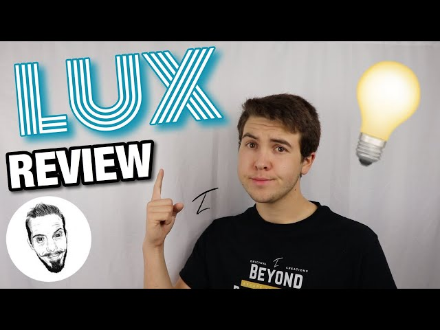 LUX by Bennie Chickering and Rich Aviles - Magic Trick Review