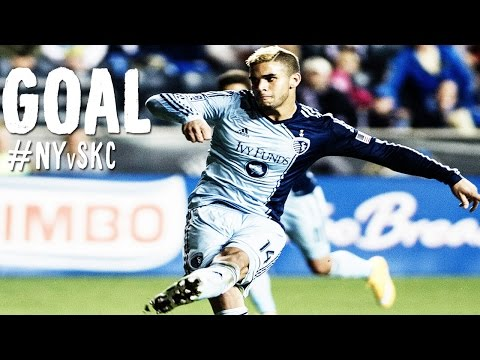 GOAL: Dom Dwyer scores early in the second half | New York Red Bulls vs. Sporting Kansas City