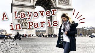 A Layover In Paris