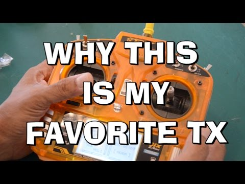 HobbyKing ORANGE TRANSMITTER - Demolition,  Repair and Modifications - TOUGH AS NAILS PROOF!