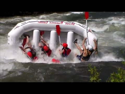 Whitewater Carnage: Fourth of July Ocoee River Carnage - 2016 Episode 8